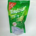 Nước rửa bát Lipon Thái hương bưởi, chanh túi 550ml