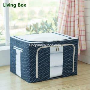 Hộp đựng đồ Living Box 88L