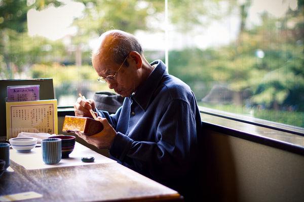 teishoku 64 Tìm hiểu về Bento   Nghệ thuật của xứ sở  Mặt trời mọc