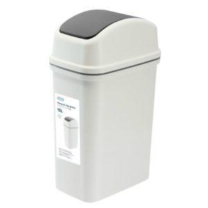 Thùng rác nắp lật Hiro kháng khuẩn khử mùi Inochi cao cấp